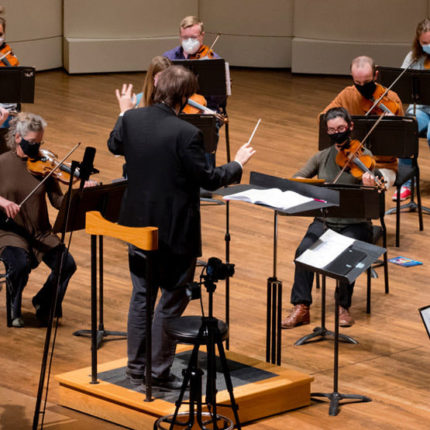 Great Falls Symphony - Credit: Pam Lemelin