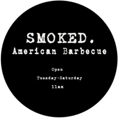 Smoked American Barbecue logo